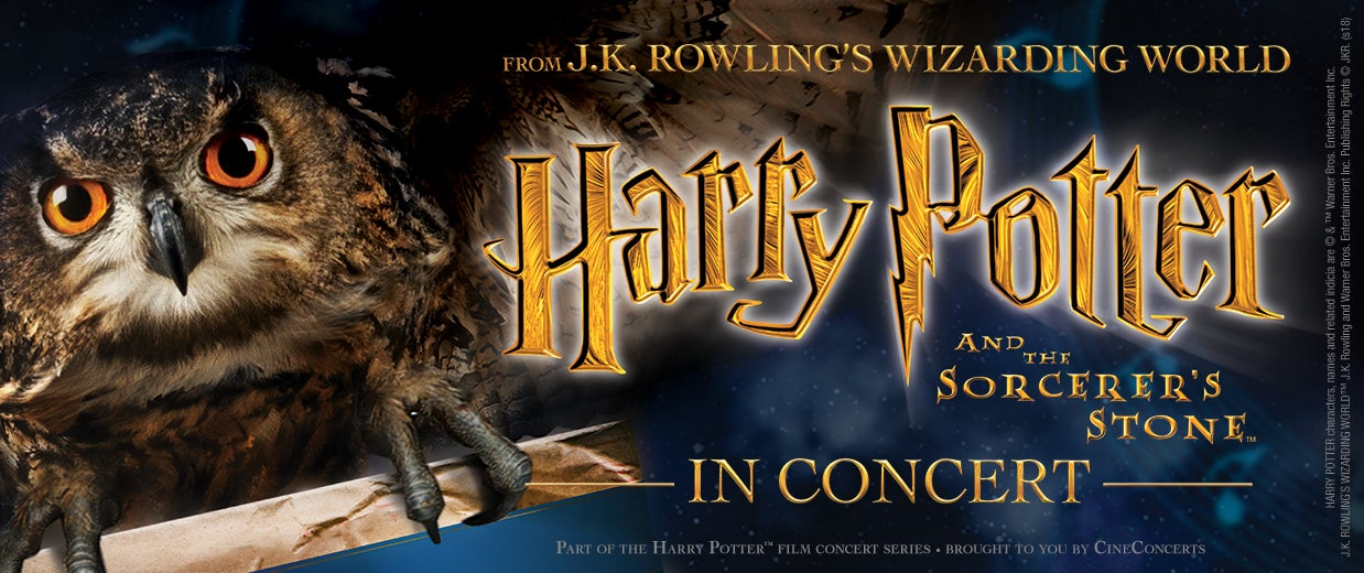 HARRY POTTER AND THE SORCERER'S STONE™ in CONCERT | Broadway